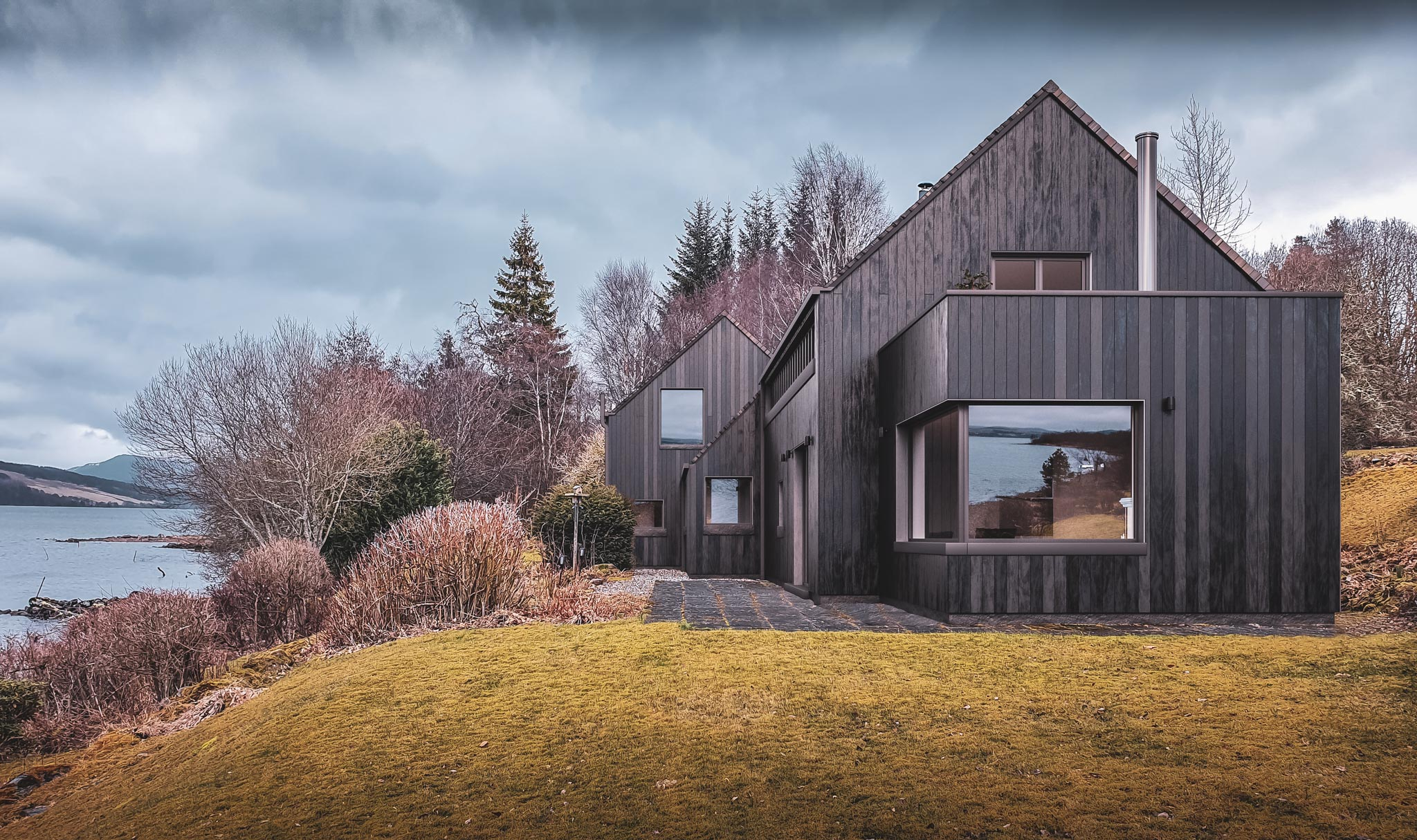 Planning now approved at Loch Rannoch